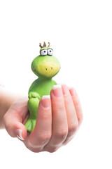 Frosch küssen?