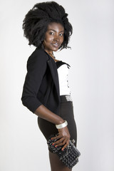 modella africana fashion