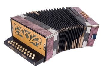 Akkordeon, Schifferklavier, Ziehharmonika um 1930
