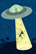 Alien Abduction - 76125131
