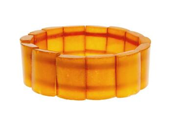 bracelet from amber