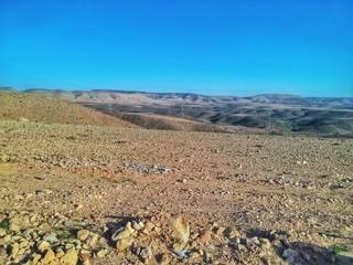 sahara desert of the western Sahara in Morocco, Africa
