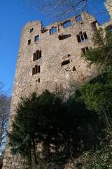 Altes Schloss in Baden-Baden