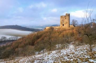 Arnstein Burgruine - Arnstein castle ruin 01