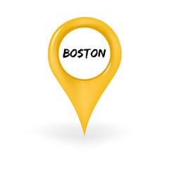 Location Boston