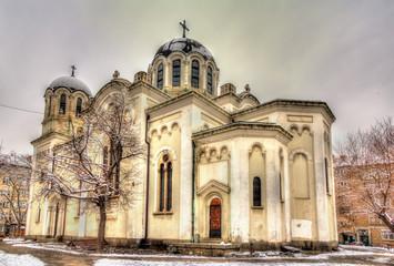 St. Georgi Pobedonosets Church in Sofia - Bulgaria