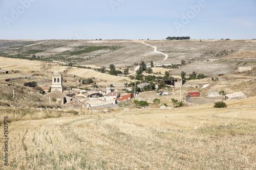 Spanish village - Hontanas - 76129178