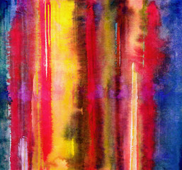 aquarell abstrakt muster streifen
