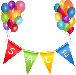 Sale - Vector EPS 10