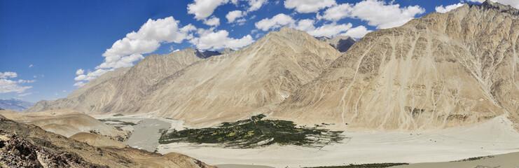 valley in Ladakh India