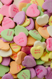 Candy Hearts Vertical