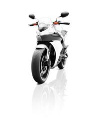 Illustration Transportation Sport Motorbike Racing Concept