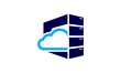 Cloud Server Logo - 76134395