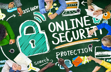 Online Security Protection Internet Safety Learning Education