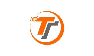 T Letter Logo V.1