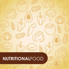 nutritional food