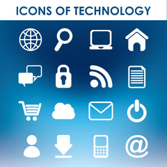 icons of technology