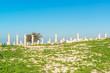 Umm Qais in the Decapolis city of Gader in northern Jordan.