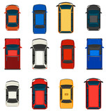 A group of vehicles - 76137154
