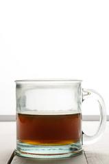 Tea back lit bottom center