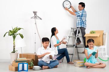 Unpacking family