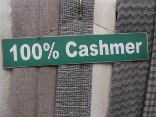 cashmere fabric on the market