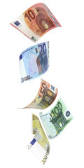 Euro vertical