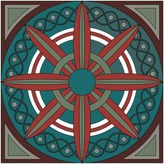Этнический орнамент