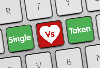 Single vs taken