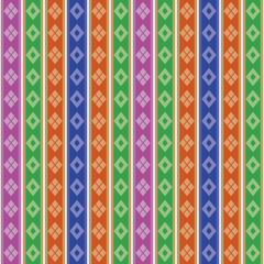 Seamless pattern of ungen
