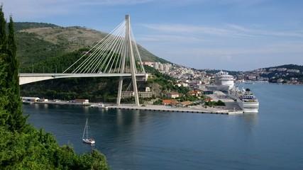 Dubrovnik Bruecke vid 02