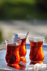 açık çay