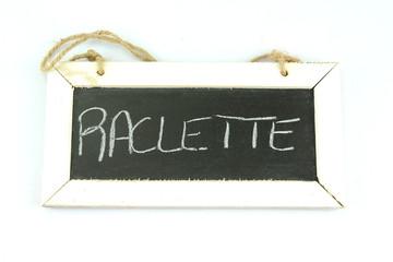 ardoise raclette