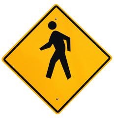 Signs: Pedestrian Crossing Ahead