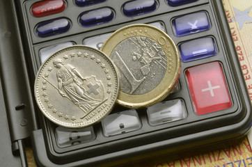 Euro Franc Eur Chf