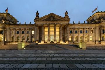 Berlino, Reichstag 3