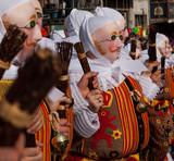 carnaval Binche - Gilles
