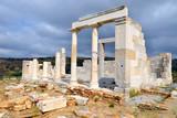 Demeter temple, Naxos