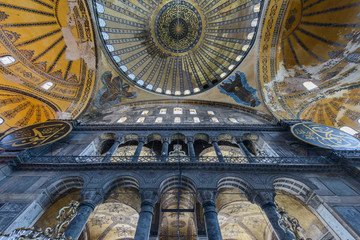 Istambul, Santa Sofia 2