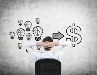 ideas to money