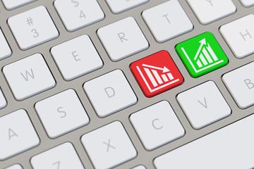 Aktienhandel online im Internet