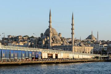Istambul, moschea