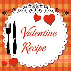 Valentine recipe