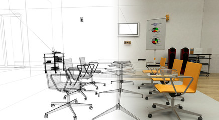 Meeting, sala riunioni, coworking
