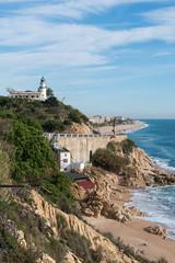 Lighthouse Calella