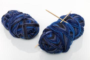 blaue Wolle © Matthias Buehner