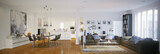Panorama Blick in Penthouse - panorama view inside penthouse - 76162982