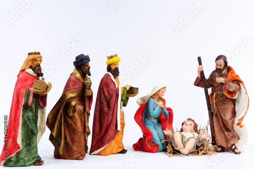 Elements Nativity - 76164140