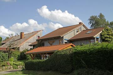 Wohnhäuser in Alverdissen