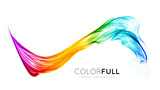 Abstract colorful background. - 76166111